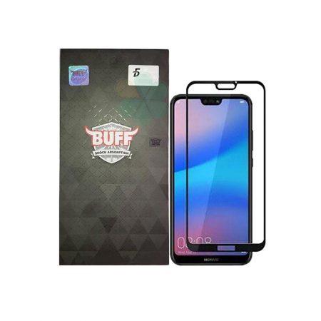 قیمت خرید محافظ صفحه شیشهای بوف 5D گوشی Huawei Nova 3e / P20 Lite
