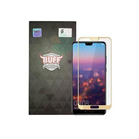 قیمت خرید محافظ صفحه شیشهای بوف 5D برای گوشی Huawei P20 Pro