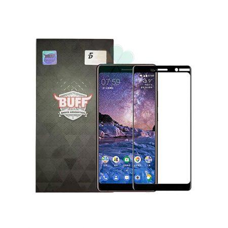 قیمت خرید محافظ صفحه شیشهای بوف 5D برای گوشی نوکیا 7 پلاس - Nokia 7 Plus