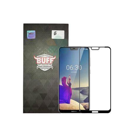 قیمت خرید محافظ صفحه شیشهای بوف 5D برای گوشی نوکیا Nokia X6
