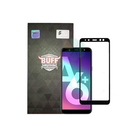 قیمت خرید محافظ صفحه شیشهای بوف 5D برای گوشی Samsung A6 Plus 2018