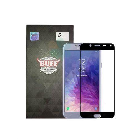 قیمت خرید محافظ صفحه شیشهای بوف 5D برای گوشی سامسونگ Samsung J4 2018