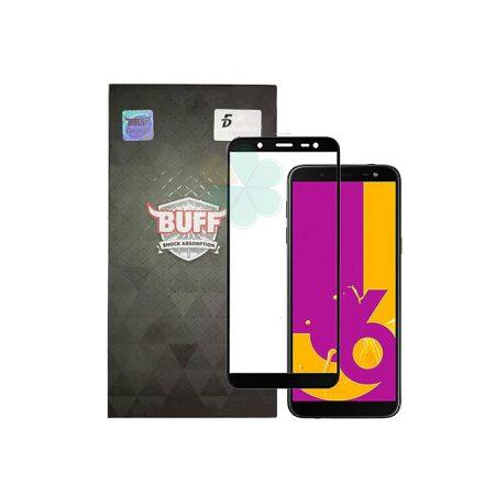 قیمت خرید محافظ صفحه شیشهای بوف 5D برای گوشی سامسونگ Samsung J6