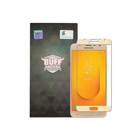 قیمت خرید محافظ صفحه شیشهای بوف 5D برای گوشی Samsung J7 Duo 2018