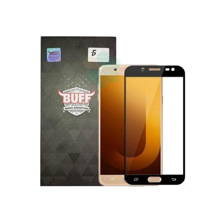 قیمت خرید محافظ صفحه شیشهای بوف 5D برای گوشی Samsung Galaxy J7 Max