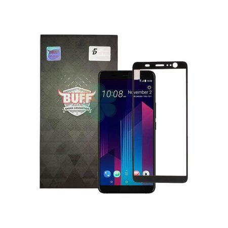 قیمت خرید محافظ صفحه شیشه ای بوف 5D برای گوشی HTC U Play