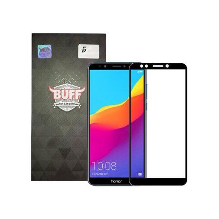 قیمت خرید محافظ صفحه شیشه ای بوف 5D برای گوشی هواوی Huawei Honor 7C