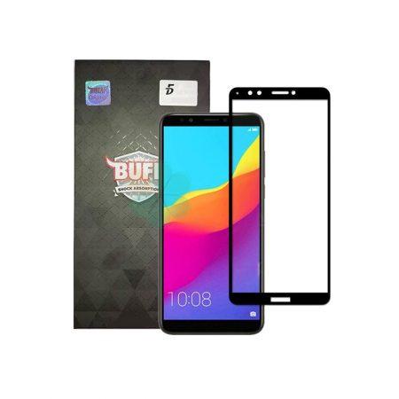 قیمت خرید محافظ صفحه شیشه ای بوف 5D برای گوشی هواوی Huawei Y7 Prime 2018