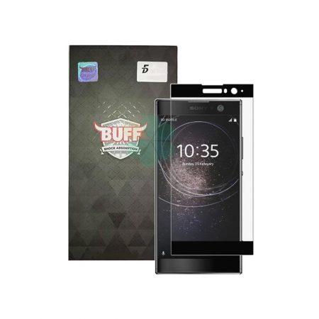 قیمت خرید محافظ صفحه شیشه ای بوف 5D برای گوشی سونی Sony XA2
