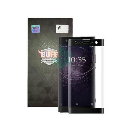 قیمت خرید محافظ صفحه شیشه ای بوف 5D برای گوشی سونی Sony XA2 Ultra
