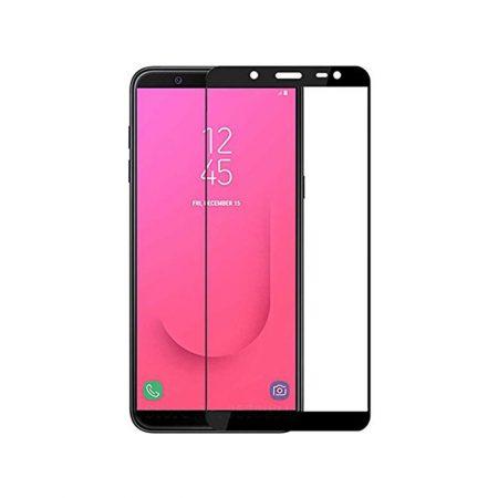 قیمت خرید محافظ صفحه نمایش دور چسب گوشی سامسونگ Samsung J8 2018