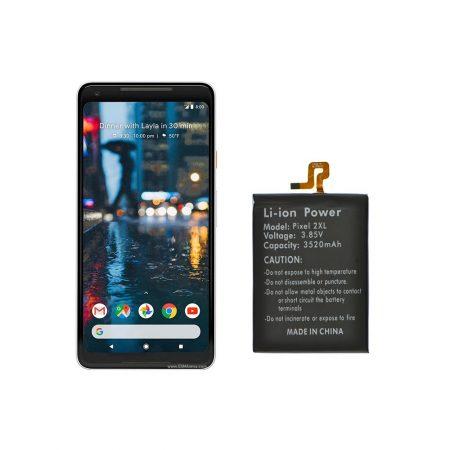 قیمت خرید باتری گوشی گوگل پیکسل Google Pixel 2 XL