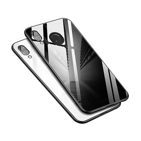 قیمت خرید قاب پشت گلس گوشی Huawei P Smart Plus / Nova 3i مدل JZZS