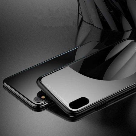 قیمت خرید قاب پشت گلس گوشی Huawei P20 Lite / Nova 3e مدل JZZS