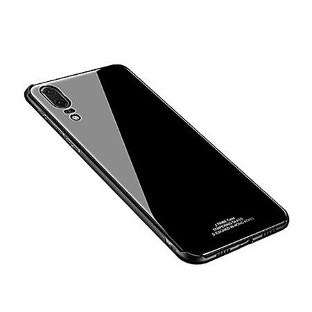 قیمت خرید قاب پشت گلس گوشی هواوی Huawei P20 مدل JZZS