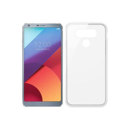 قیمت خرید قاب ژله ای گوشی ال جی LG G6 مدل Clear TPU