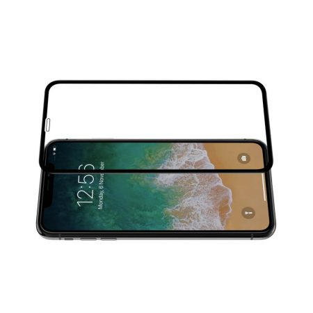 قیمت خرید گلس 3D نیلکین گوشی آیفون iPhone XS Max مدل CP+ Max