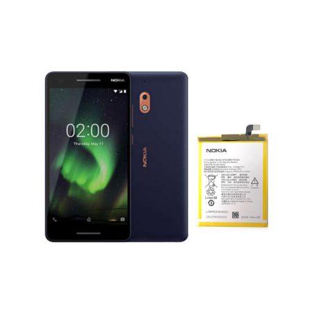 قیمت خرید باتری گوشی نوکیا 2.1 - Nokia 2 2018 مدل HE341