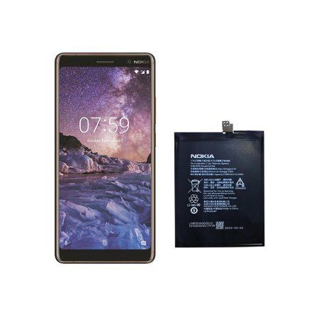 قیمت خرید باتری گوشی نوکیا 7 پلاس - Nokia 7 Plus مدل HE346