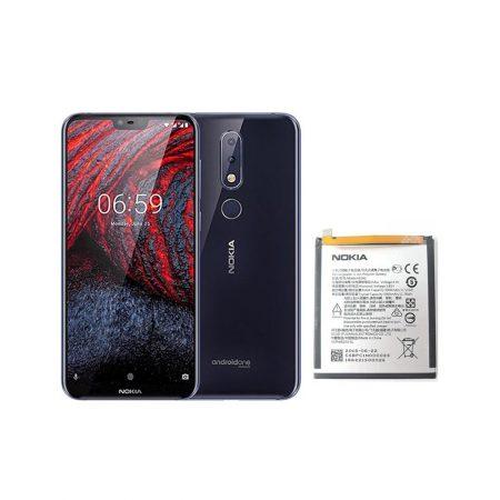 قیمت خرید باتری گوشی نوکیا 6.1 پلاس - Nokia X6 مدل HE342