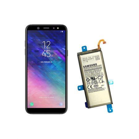 قیمت خرید باتری گوشی سامسونگ Samsung Galaxy A6 2018