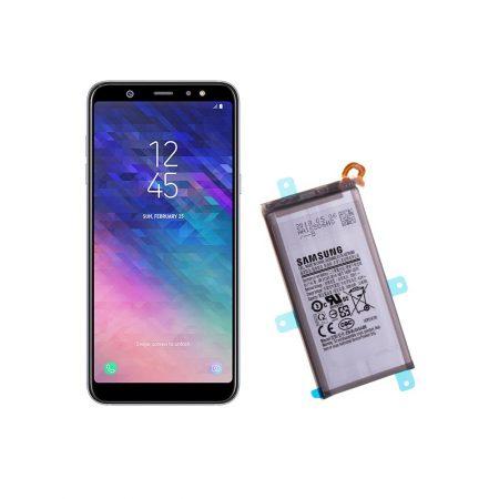 قیمت خرید باتری گوشی سامسونگ Samsung Galaxy A6 Plus 2018
