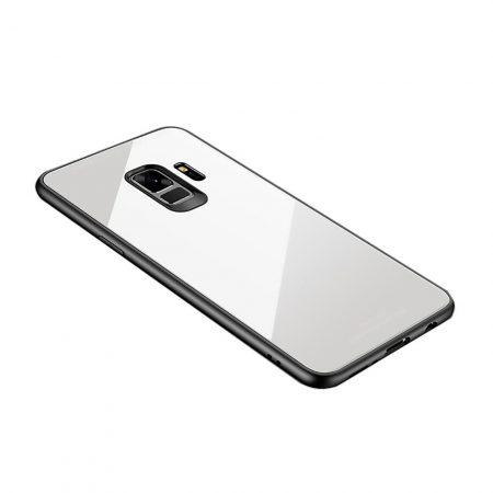 قیمت خرید قاب پشت گلس گوشی Samsung A6 Plus 2018 مدل JZZS