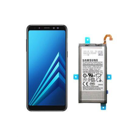 قیمت خرید باتری گوشی سامسونگ Galaxy A8 2018