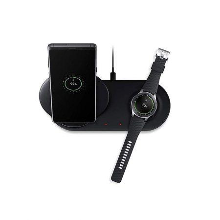 قیمت و خرید شارژر وایرلس دوگانه سامسونگ Wireless Charger Duo