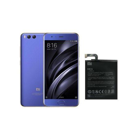 قیمت خرید باتری گوشی شیائومی Xiaomi Mi 6 مدل BM39