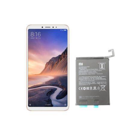 قیمت خرید باتری گوشی می مکس 3 - Xiaomi Mi Max 3 مدل BM51