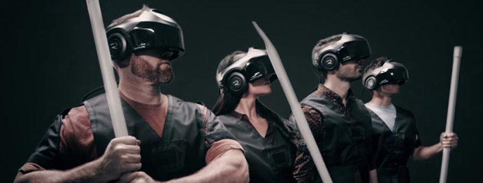 بازی های عینک واقعیت مجازی