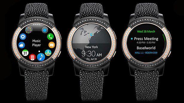 ساعت هوشمند سامسونگ در طرحهای مختلف
