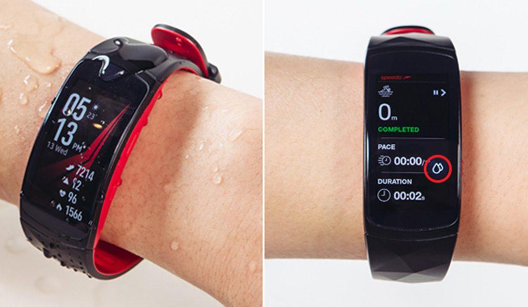 خرید مچ بند هوشمند سامسونگ Samsung Gear Fit 2 Pro
