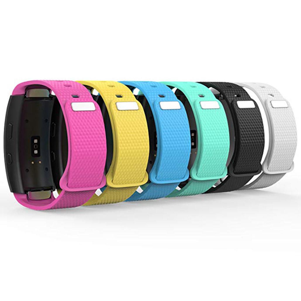 بند مچ بند هوشمند سامسونگ Samsung Gear Fit 2 Pro