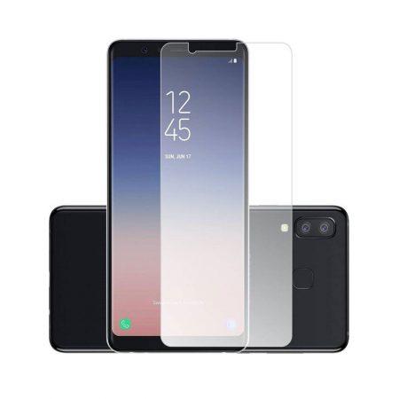 قیمت خرید محافظ صفحه گلس سامسونگ Galaxy A8 Star / A9 Star
