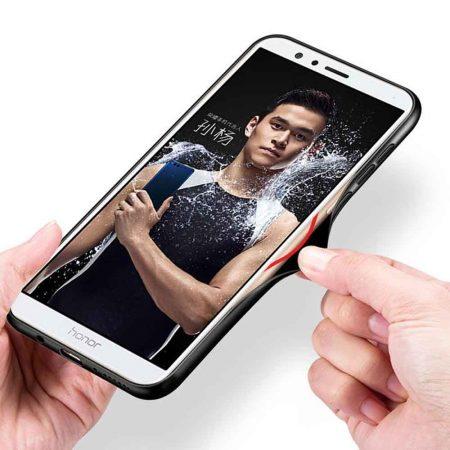 قیمت خرید قاب پشت گلس گوشی هواوی Honor 7X مدل JZZS