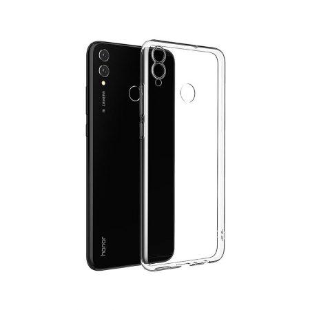 قیمت خرید قاب ژله ای شفاف گوشی هواوی Huawei Honor 8X مدل Clear TPU