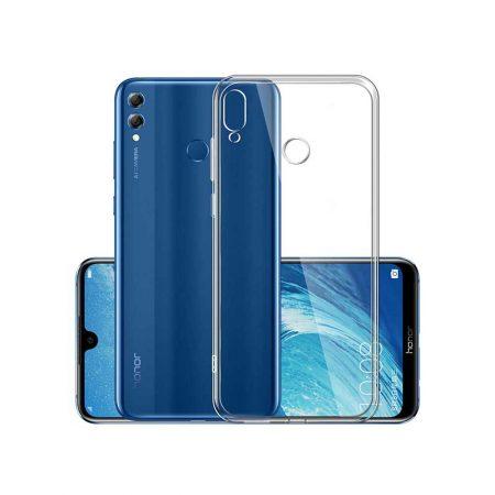 قیمت خرید قاب ژله ای شفاف گوشی Huawei Honor 8X Max مدل Clear TPU