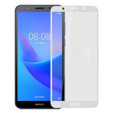 قیمت و خرید گلس محافظ تمام صفحه گوشی هواوی Huawei Y5 Prime 2018