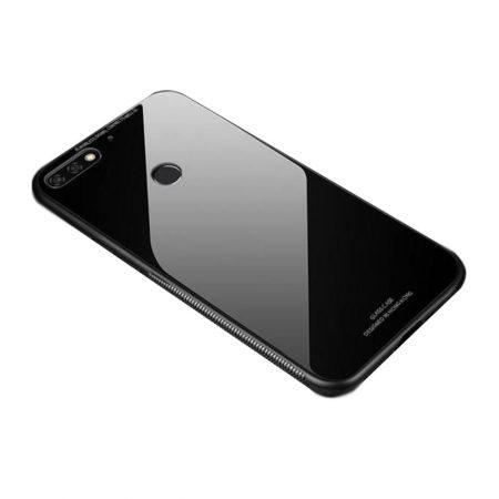 قیمت خرید قاب پشت گلس گوشی Huawei Y5 Prime 2018 مدل JZZS