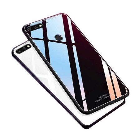 قیمت خرید قاب پشت گلس گوشی هواوی Huawei Y7 Prime 2018 مدل JZZS