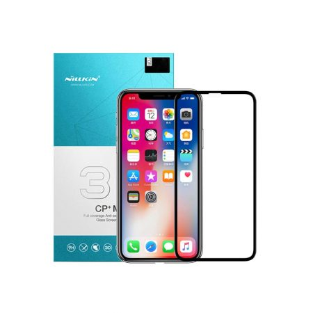 قیمت خرید گلس 3D نیلکین گوشی آیفون iPhone XS مدل CP+ Max