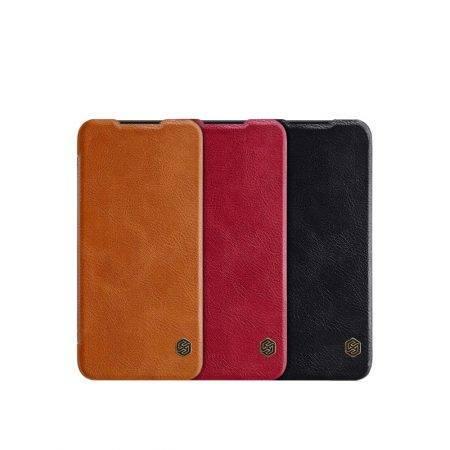 خرید کیف چرمی نیلکین گوشی شیائومی Xiaomi Redmi Note 7 مدل Nillkin Qin