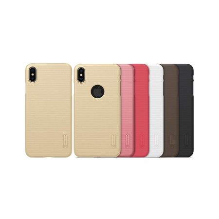 قیمت خرید قاب نيلكين گوشی آیفون iPhone XS Max مدل Nillkin Frosted