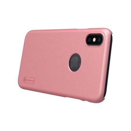 قیمت خرید قاب نيلكين گوشی آیفون iPhone XS مدل Nillkin Frosted