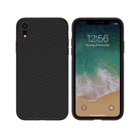 قیمت خرید کاور نیلکین گوشی آیفون iPhone XR مدل Synthetic Fiber