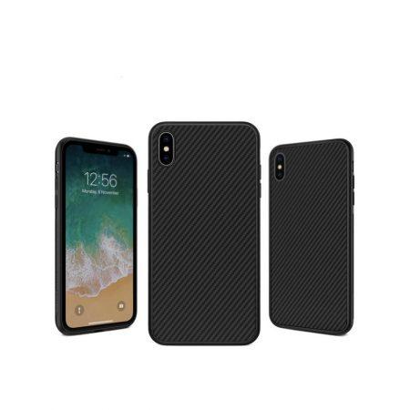 قیمت خرید کاور نیلکین گوشی آیفون iPhone XS Max مدل Synthetic Fiber