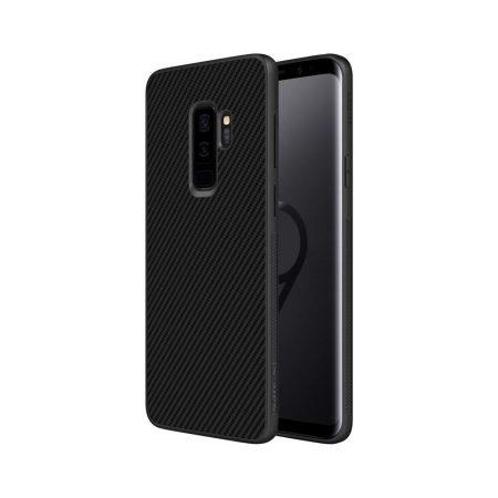 قیمت خرید کاور نیلکین گوشی سامسونگ Galaxy S9 Plus مدل Synthetic Fiber