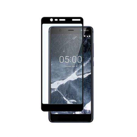 قیمت و خرید گلس محافظ تمام صفحه گوشی نوکیا 5.1 - Nokia 5 2018